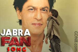 JABRA FAN Song - Shah Rukh Khan - Nakash Aziz