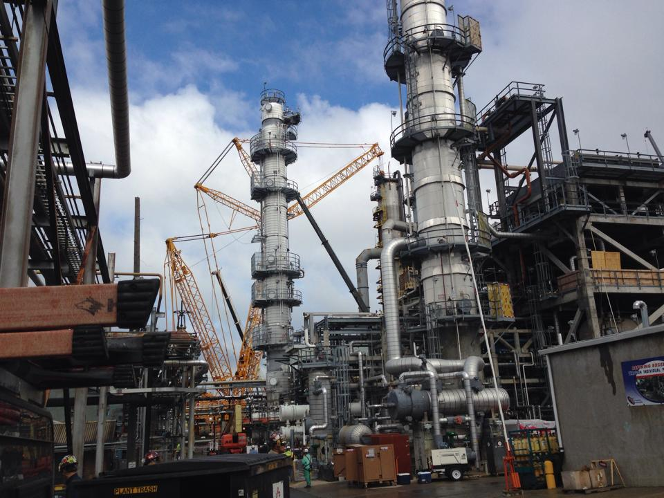 Mec Amp F Expert Engineers Marathon Petroleum Refinery