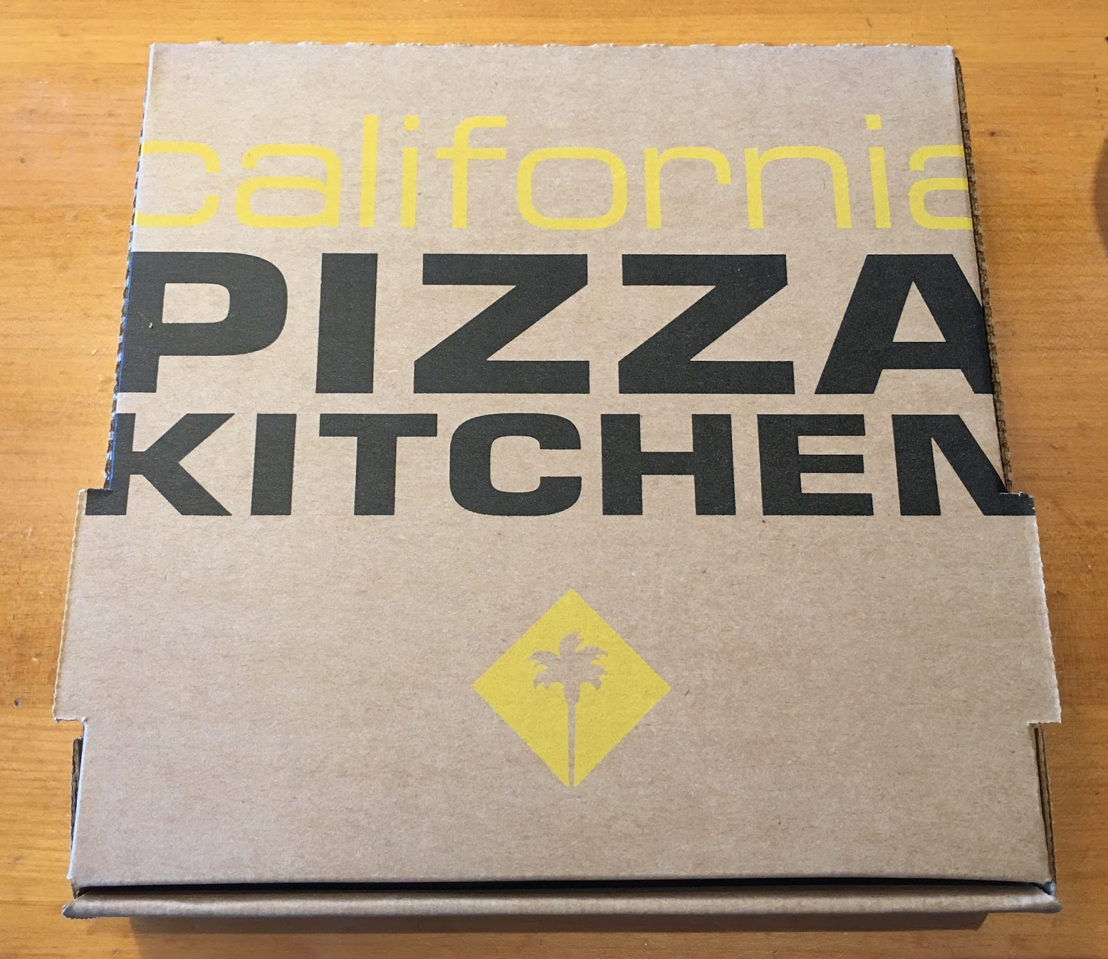 Alexis's Gluten Free Adventures: California Pizza Kitchen