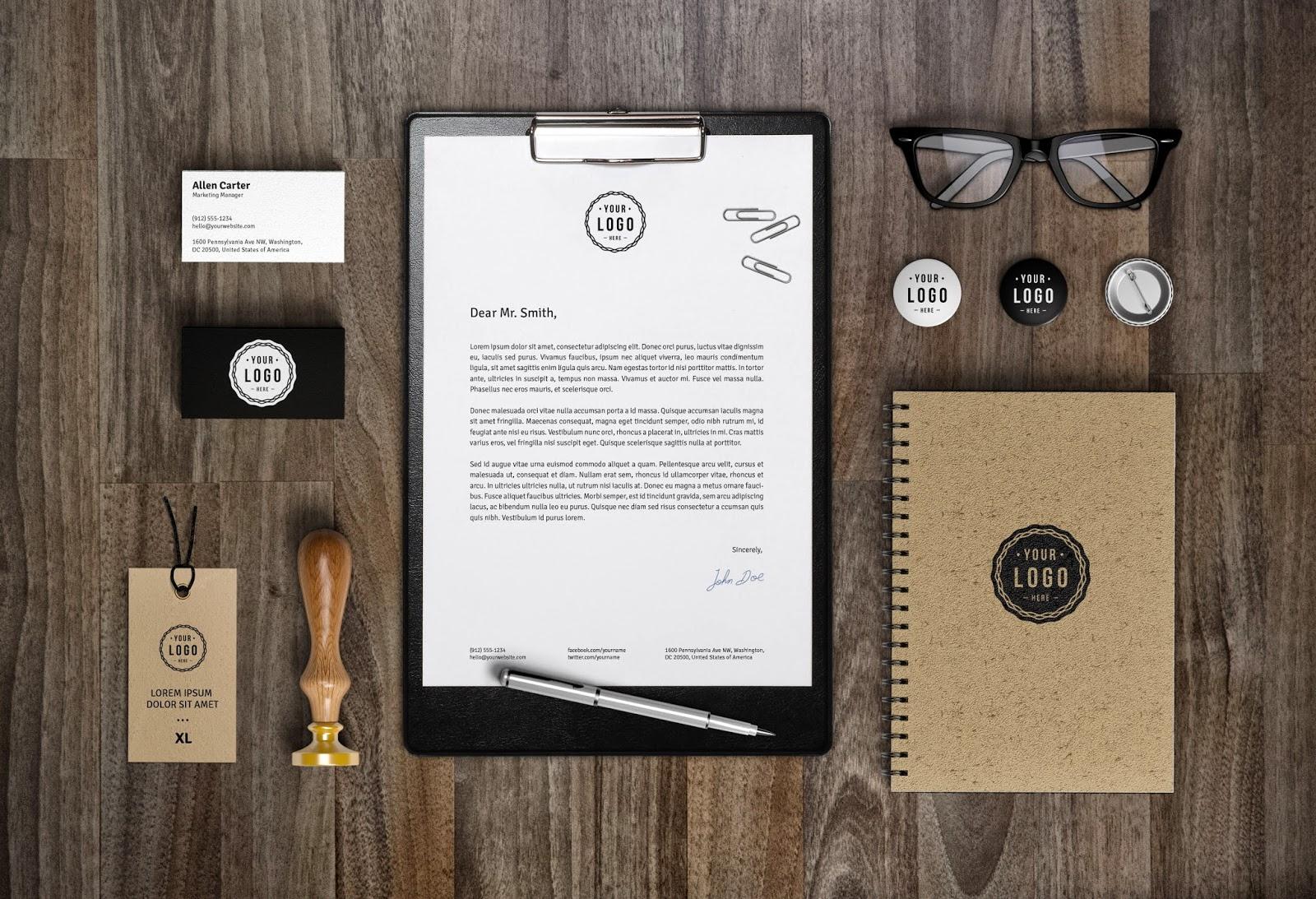 Sự  cần thiết của bản phác thảo trong thiết kế logo