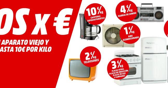 Top 5 ofertas folleto kilos por euros de media markt for Ofertas hornos media markt