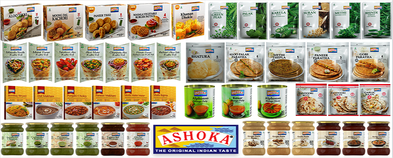 Ashoka Indian Foods And Spices