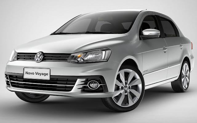 VW Voyage Highline 2017
