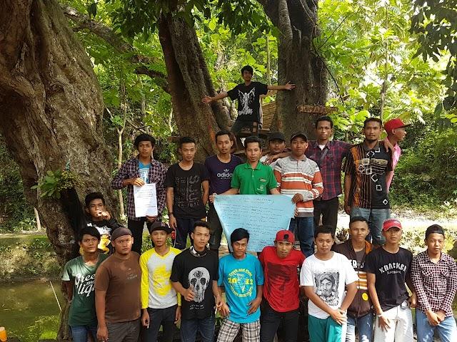 Bangun Desa, Pemuda Jatipandak Gagas Rancangan Desa Wisata