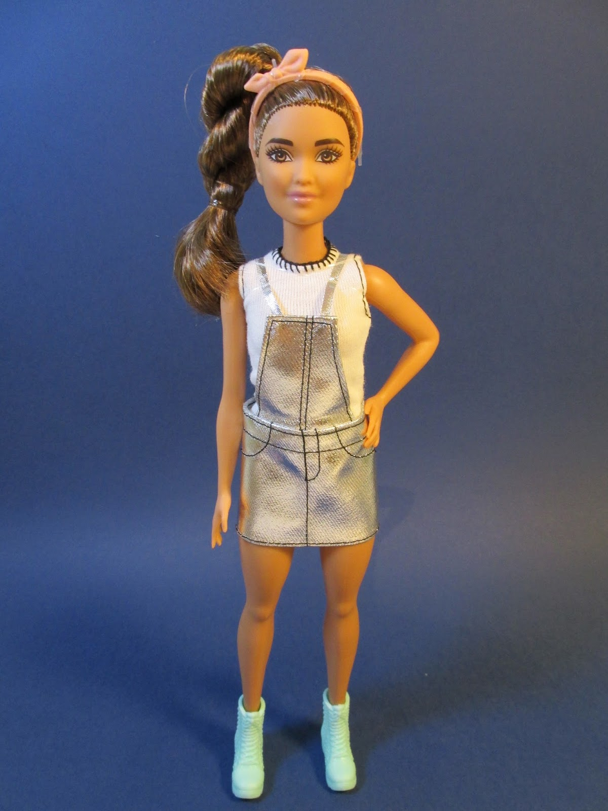 monster crafts doll review barbie fashionistas petite