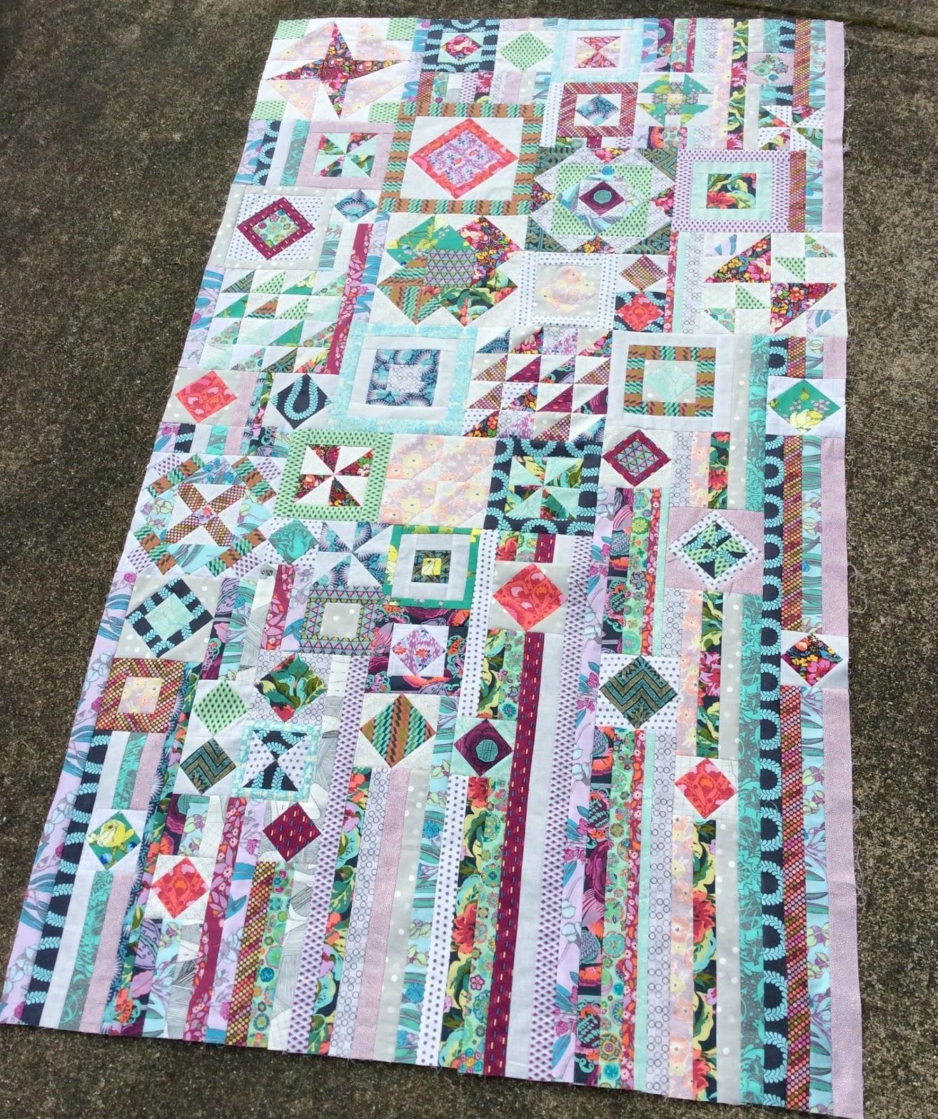 Jaffa quilts: Gypsy Wife Section 9 : gypsy wife quilt - Adamdwight.com