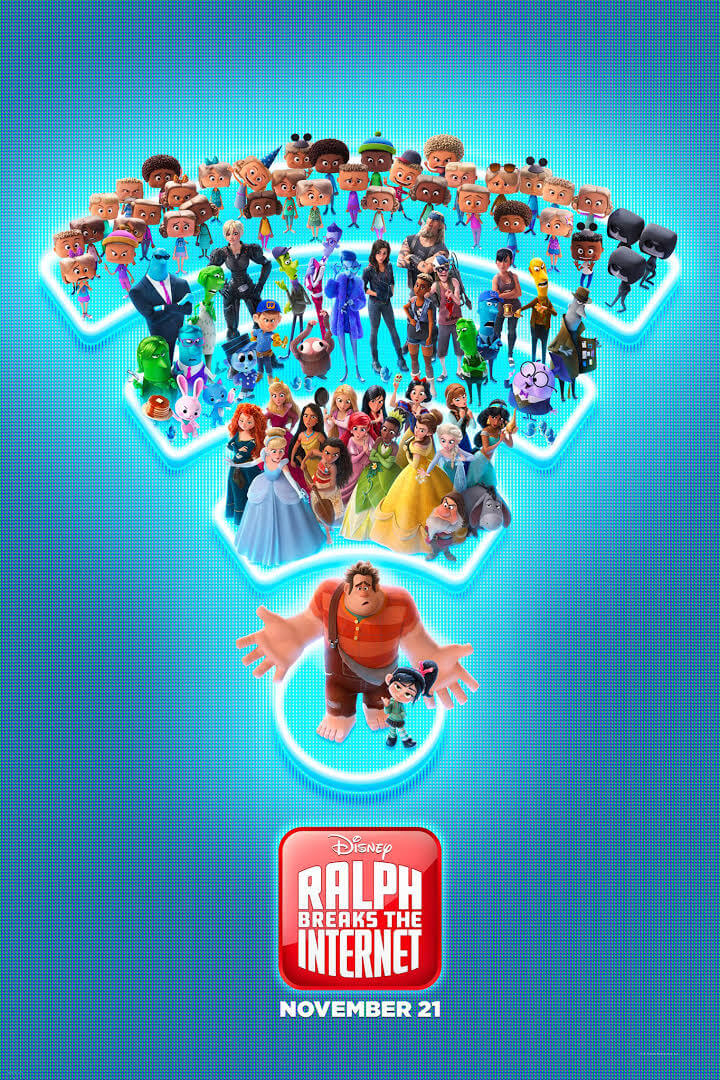 Win a Copy of Disney's Ralph Break's the Internet: Giveaway Ends March 4th  via  www.productreviewmom.com