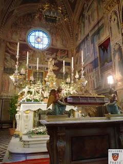 Cappella - Sacra Cintola - Duomo di Prato