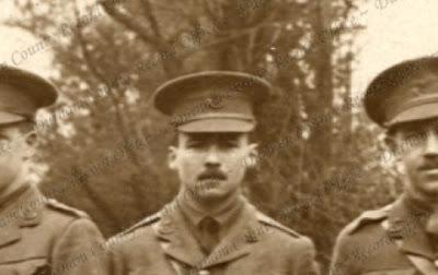 Lieutenant George Butterworth, 13th Battalion, Durham Light Infantry (D/DLI 7/75/26)