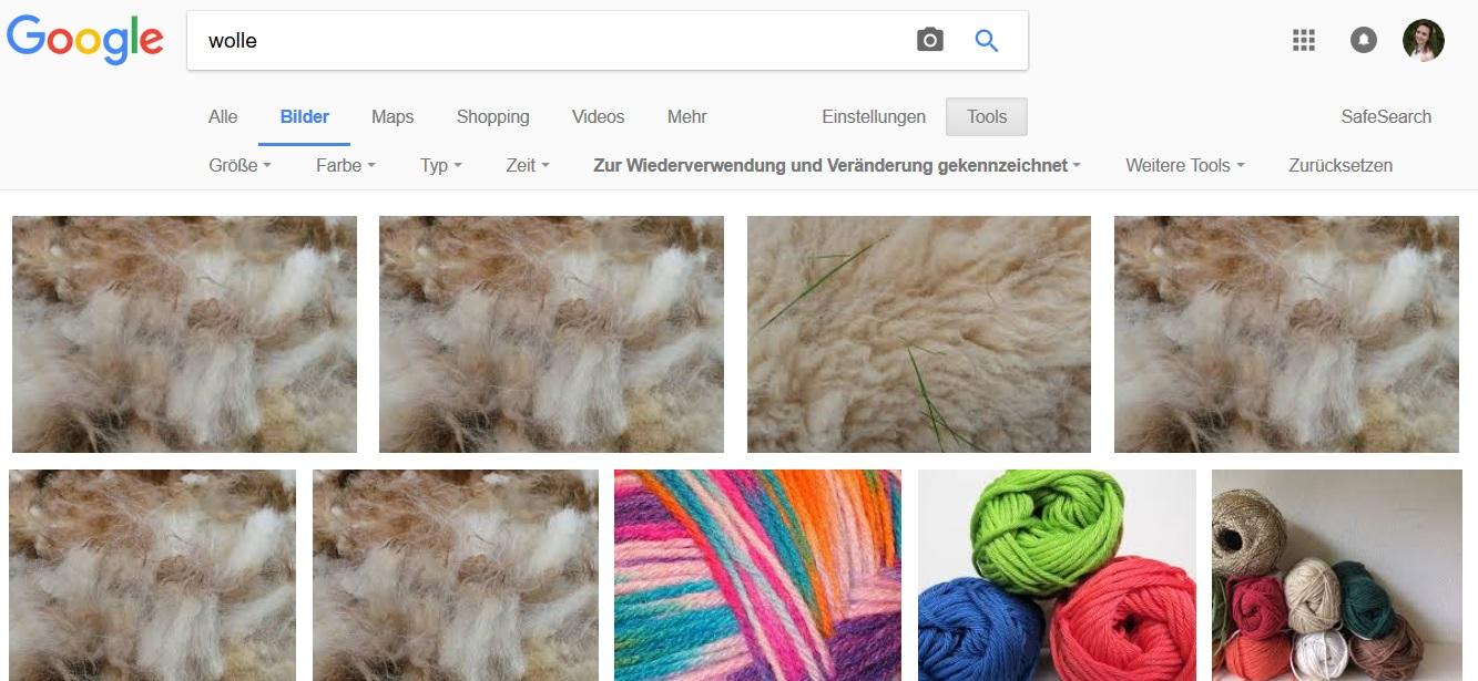 Kostenlose Stock Photos mit Creative Commons Zero Lizenz als freie Bildquellen für deinen Blog - Suchmaschine Google