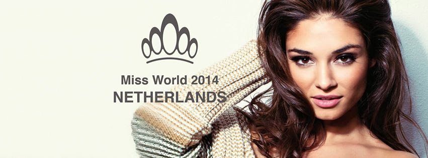 miss%20netherlands%20Tatjana%20Maul11 Chelseas Didier Drogba suspected of cheating after 2014 Miss World Netherlands drops hint