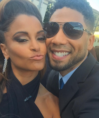 claudia jordan jussie smollett real housewives atlanta