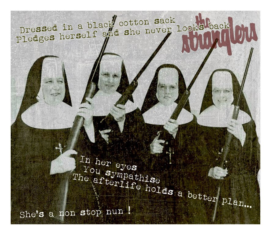 Stranglers how to find true love and happiness