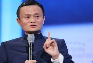China's Richest Man, Jack Ma Dumps His $420bn Company, Alibaba To Become A Teacher