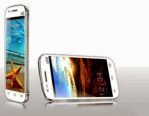 UMI X2, Smartphone Android Quad Core 5 Inch Dengan Kamera 13 MP
