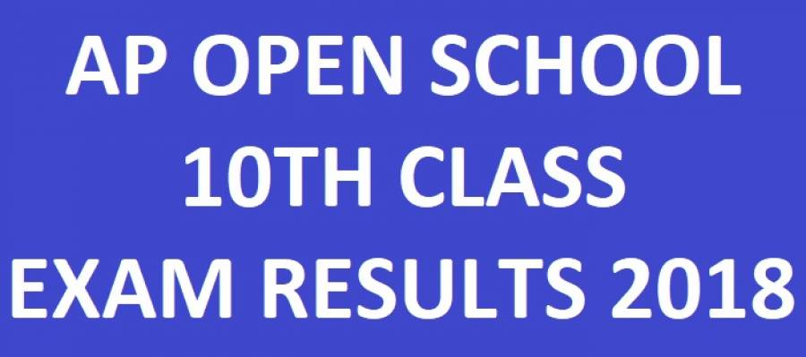APOSS 10th Class Results