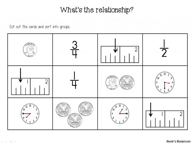 https://www.teacherspayteachers.com/Product/Fractional-Relationships-Sort-508295