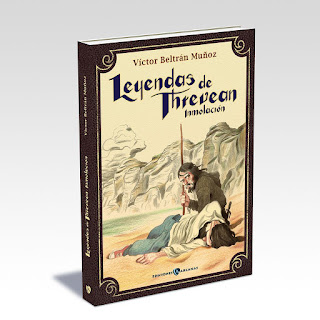 Leyendas de Threvean - Víctor Beltrán Muñoz