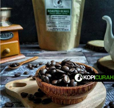Wisata Agro Kebun Kopi Luwak Kabupaten Meranti kopi curah