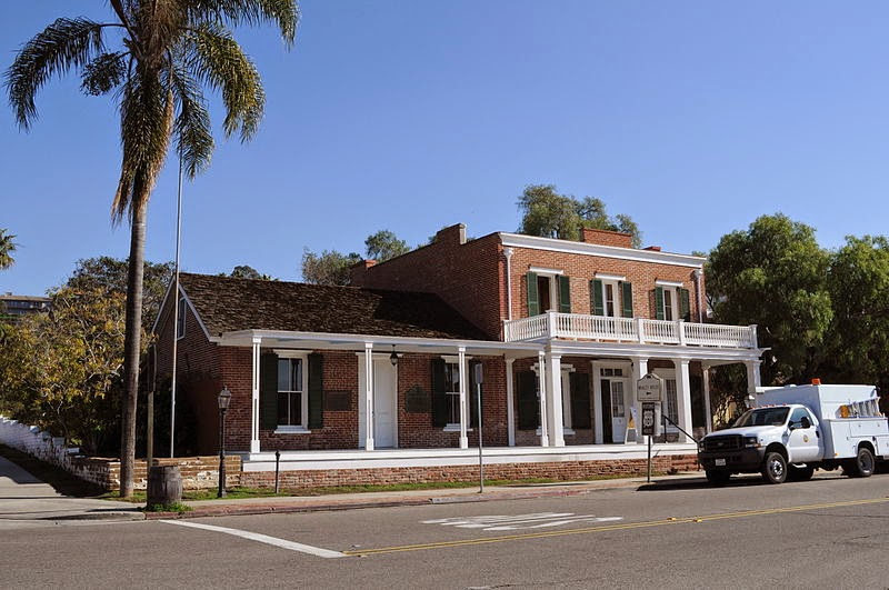 Ten Haunted Abandoned Houses In The World | The Whaley House, San Diego, California