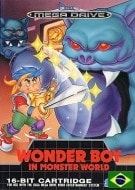 Wonder Boy in Monster World (PT-BR)