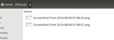 semua file mengandung titik dua berubah menjadi strip