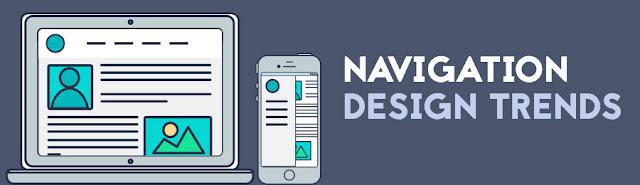 Navigation Design Trends