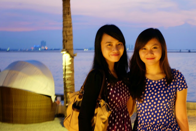 sunset di segarra beach club ancol