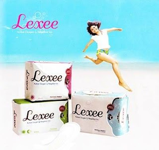 LEXEE ACTIVE OXYGEN & NEGATIVE ION
