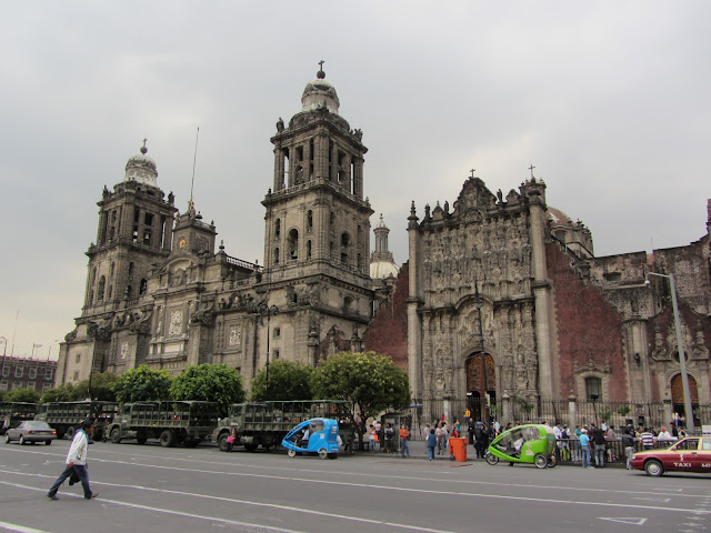 "Será a CIDADE DO MÉXICO segura? ""Feel like a woman"" na Cidade do México | México"