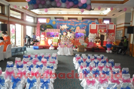 Ulang Tahun Tema Hello Kitty Birthday Party Organizer