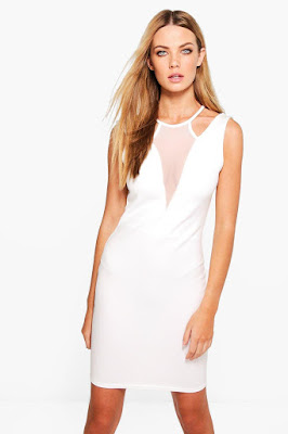 diseños de Vestidos de Fiesta Blancos