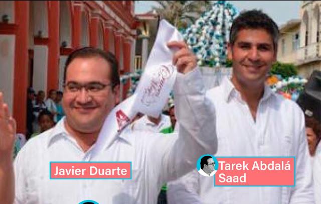 El PRI no quiso quitarle el #Fuero a Tarek Abdalá; gran ofensa a los mexicanos.