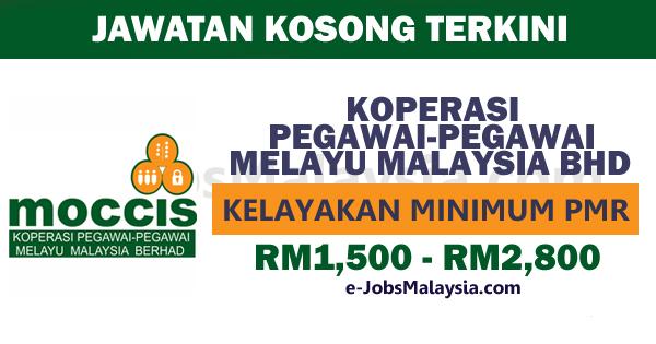 Koperasi Pegawai-Pegawai Melayu Malaysia Bhd