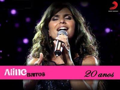 aline barros 20anos - CD Aline Barros 20 anos (2012)