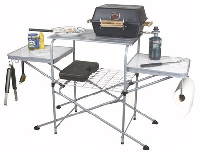 Propane Camp Stove And Grill Table If You Plan On Making Some Of Your Own Meals This Is A Must Camping World Seems To Have The Best Prices These Types