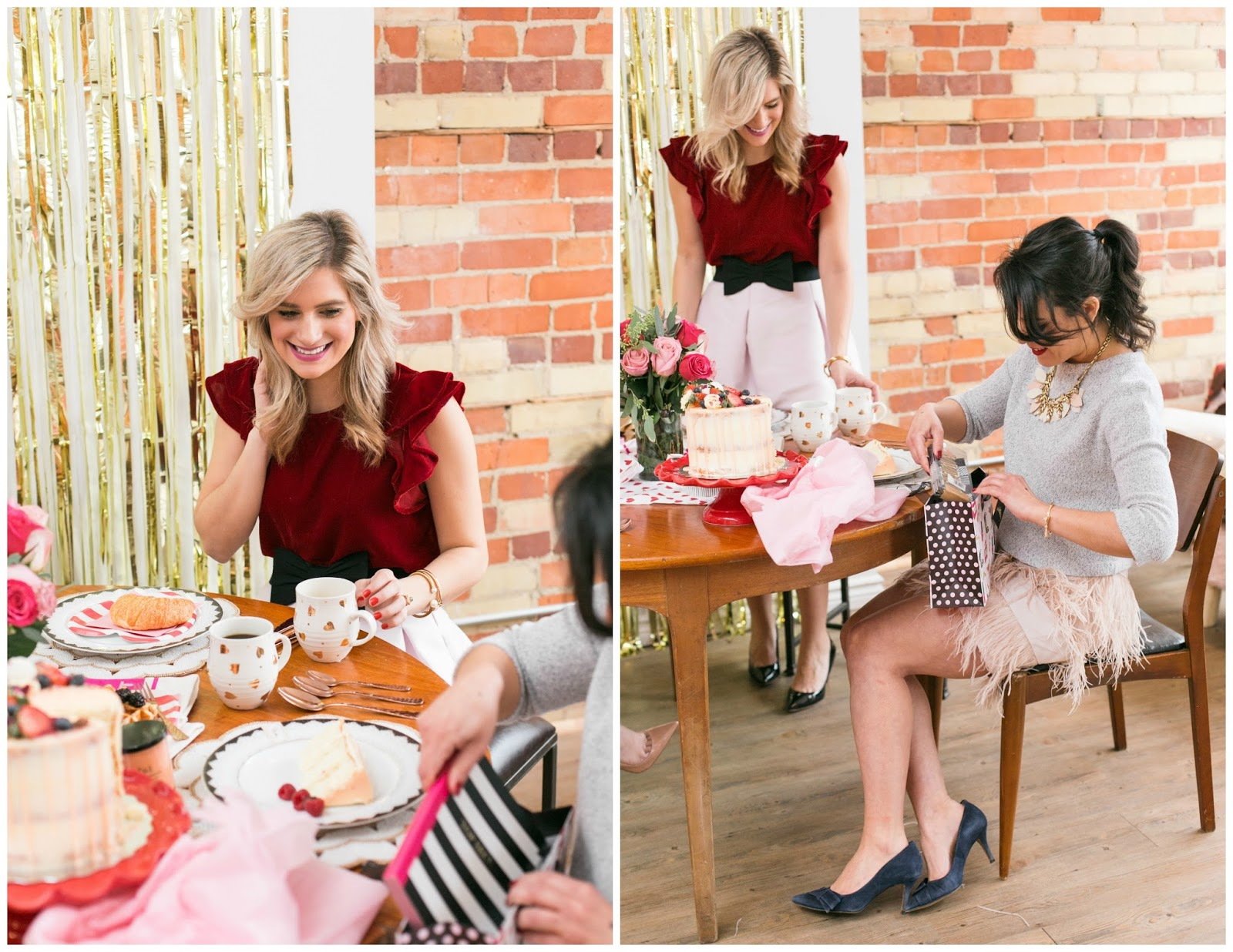 Bijuleni - How to Host The Perfect Galentine's Day Brunch, Homensense