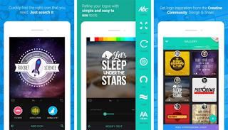 6 Aplikasi Pembuat Logo Terbaik Dan Ringan Untuk Android