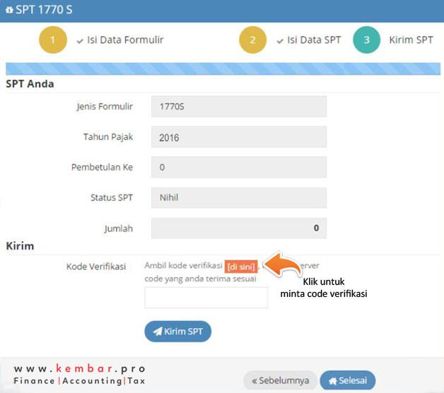 Cara Lapor SPT Pajak Online via Efiling DJP Online - Deliot7