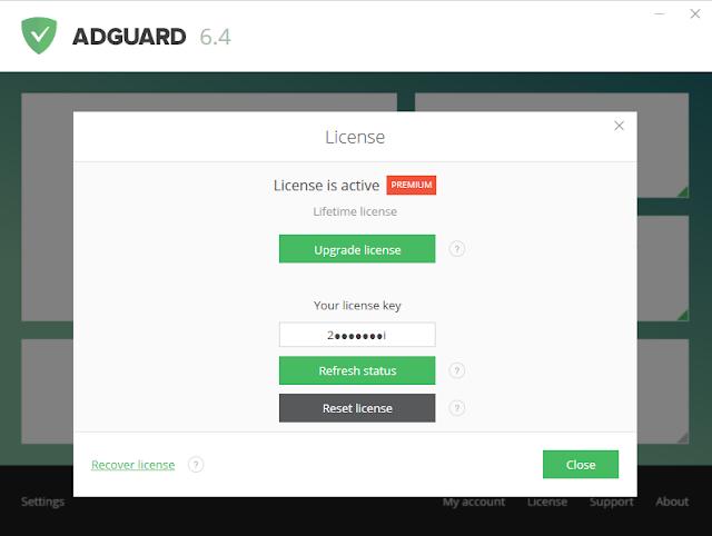 [Soft] Adguard Premium 6.4.1814.4903 - Lọc Quảng cáo & Chống phần mềm độc hại