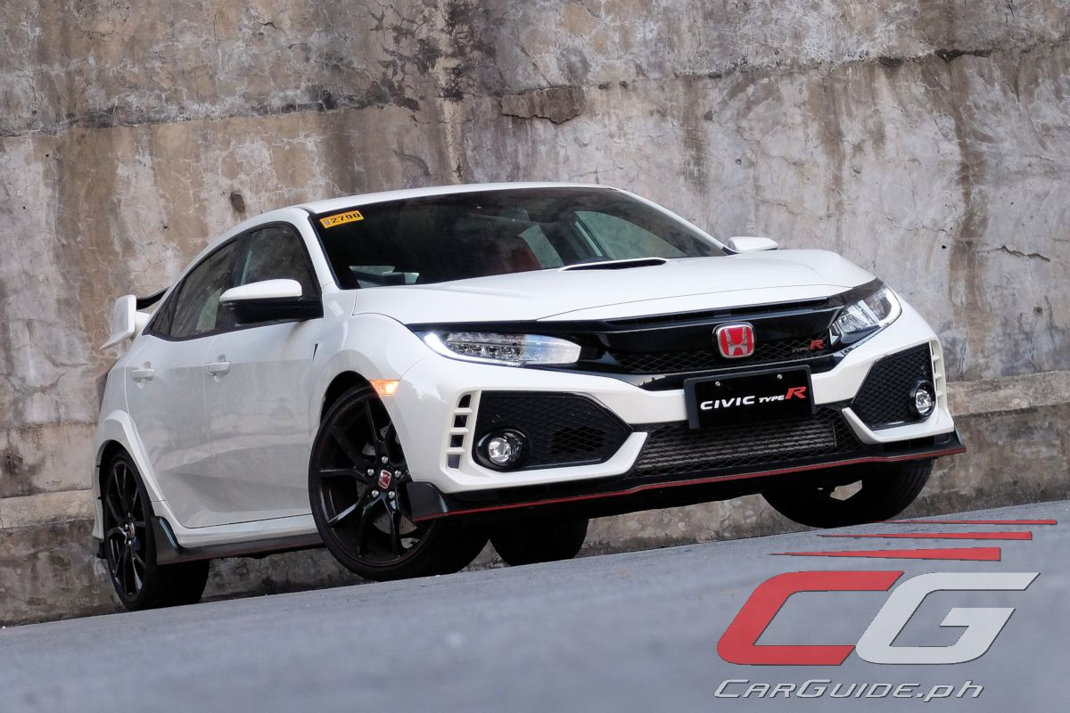 review 2018 honda civic type r philippine car news car reviews automotive features and new. Black Bedroom Furniture Sets. Home Design Ideas