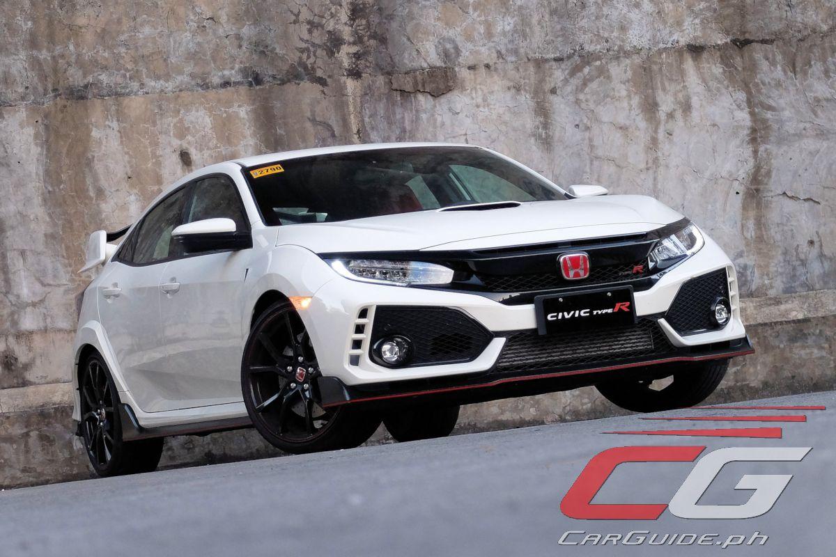 Review 2018 Honda Civic Type R Philippine Car News Car