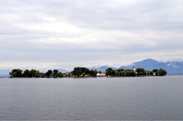 escursione al lago chiemsee