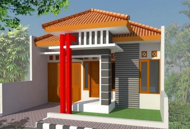 Gambar Teras Rumah Minimalis Contoh Desain