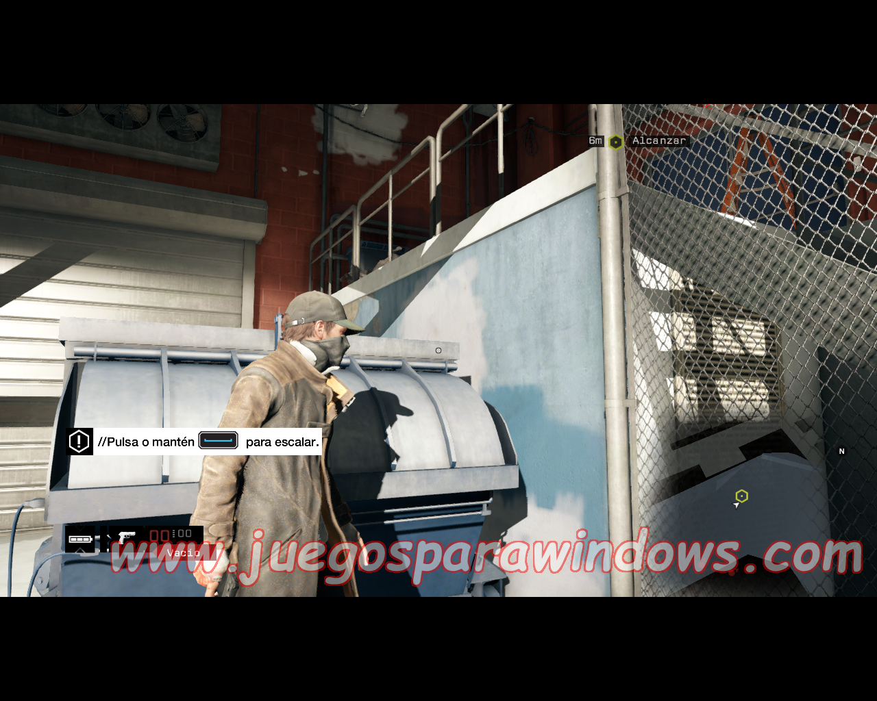Watch Dogs Full PC ESPAÑOL Descargar (RELOADED) UPDATE v1.03.471 26