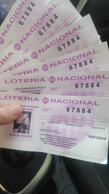 Taxi Lotería
