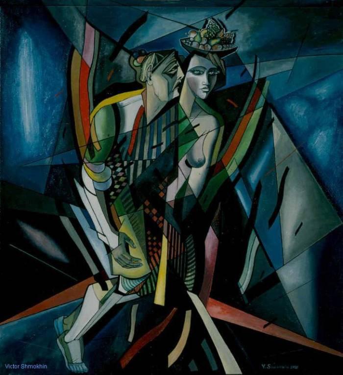 Цирк, Космос, Женщины. Виктор Шмохин