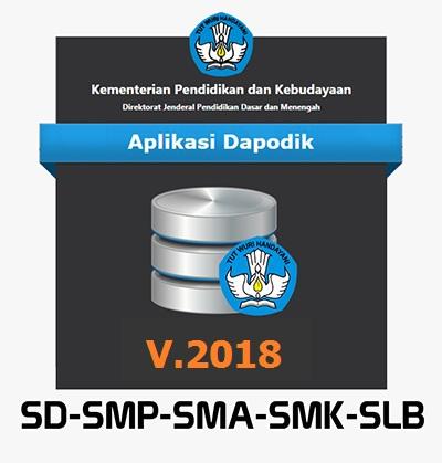 Download Aplikasi dan Patch Dapodik Versi 2018.b Terbaru