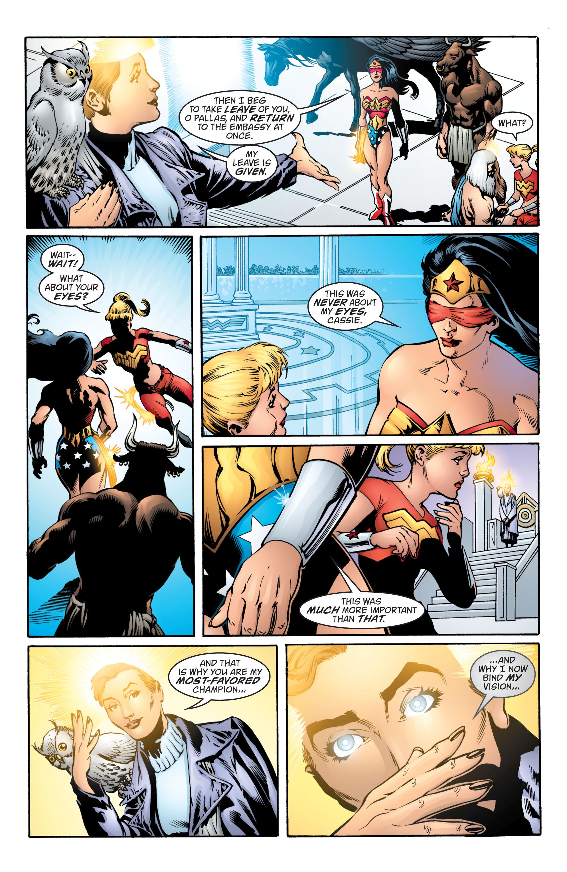 Read online Wonder Woman (1987) comic -  Issue #217 - 20