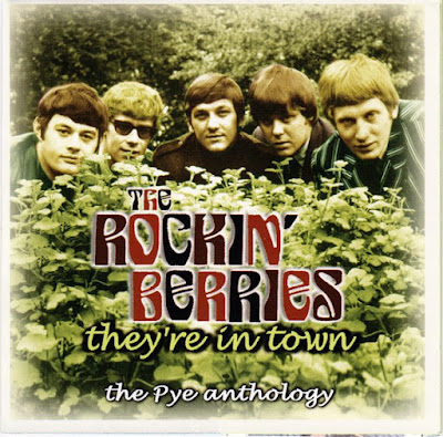 The Rockin' Berries - They're in Town: The Pye Anthology